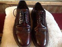Base London men's smart shoes size UK 42/ £10