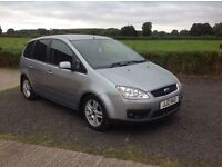 2005 Ford Focus C-Max 1.8 Zetec grey motd October 16