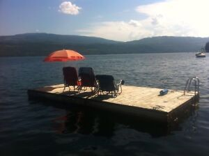 16 Acres Semi waterfront on SHUSWAP LAKE