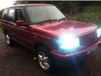 Range rover for sale or swap offers ??