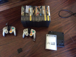 Lot of GameCube Games & Accessories