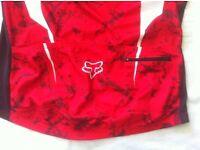 fox mountain bike shirt
