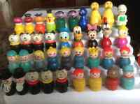 Tons of fisher price toys