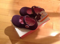Buster Brown - toddler girls' shoes - size 5/EUR 21 - NEW