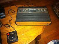 Atari VCS 2600 and 75 games