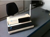 GBC manual comb binder