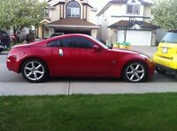 2003 Nissan 350z Touring 6MT