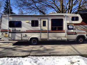 CLASS C RV 24' - FOR SALE