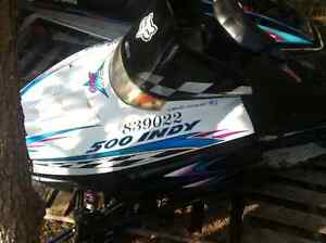 98 indy 500