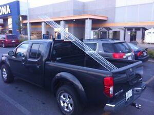 Rack a échelle pour camion