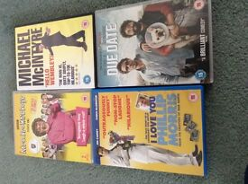 DVDs all sorts