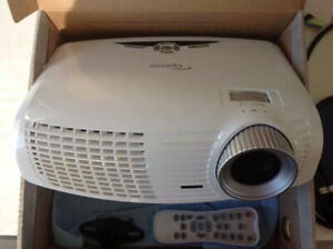 Optoma Projector | Kijiji - Buy, Sell & Save with Canada's #1 Local