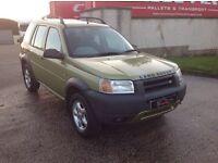 24/7 Trade sales NI Trade prices for the public 2000 Land Rover Freelander 2.0 XDI 5 door motd 17