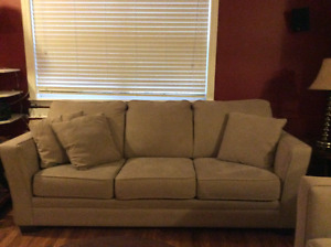 Moving must go! Sofa and love seat!