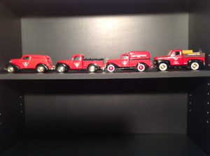 Liberty Classics Canadian Tire diecast 1937 Chev Panel Delivery
