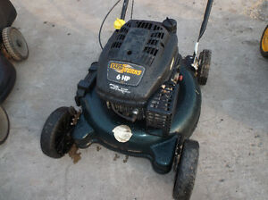 Lawn Mowers From $ 75 - $ 300 Pick Up & Delivery / Trades