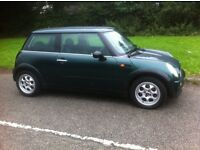 Automatic mini only 55,000 miles 1 previous owner