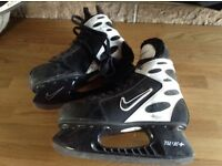 Nike Ice skate ice hockey boots