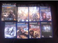 Bundle playstation 2 games