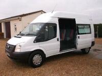 Ford Transit 2.2TDCi ( 125PS ) ( EU5 ) ( RWD )9 SEAT CREW COMBI VAN