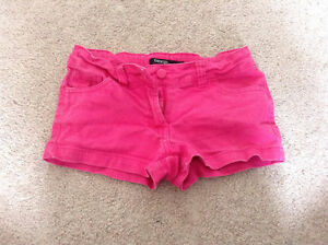 George Hot Pink Shorts