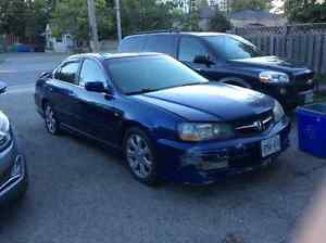 2003 Acura TL Yes Other