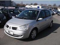 2008 Renault Scenic 1.6 VVT Dynamique 5dr