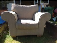 Two FREE arm chairs!
