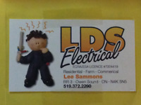 LDS Electrical/Master Electrician