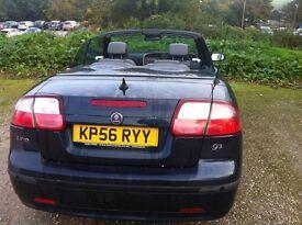 Saab 93 diesel convertible 2006