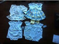 BNWT baby girls Disney Bambi Clothing 0-3, 3-6, 6-9, 9-12