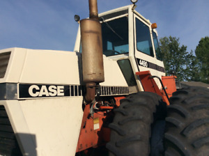 1980's Case 4490 Tractor