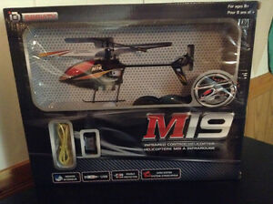 Gravity M19 Infrared controlled Helicopter Cambridge Kitchener Area image 1