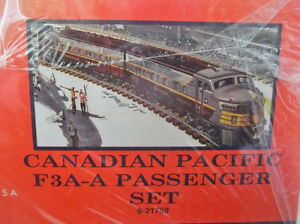 CP PASSENGER SET 21759, SEALED IN BOX