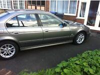 BMW 525d SE Auto.Full Service BMW. Excellent Condition