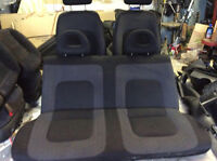 2001 Beetle Seats
