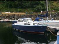 Albin 25ft Motor Boat. *Price lowered* - £4950