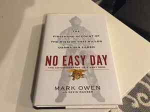 Military Book-No easy day