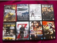 DVD Bundle 2. 8 for £4