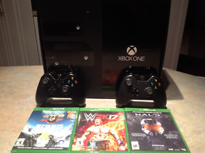 XBOX ONE DAY ONE EDITION + KINECT