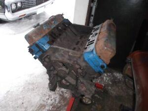 Chrysler 440 block & 902 heads for sale/trade