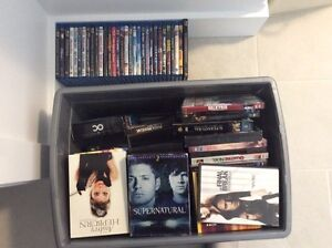 Assorted blue ray & DVD