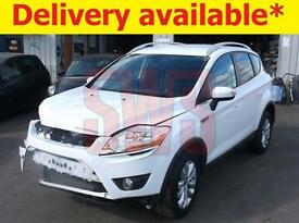 2012 Ford Kuga 2.0 TDCI Titanium 2WD DAMAGED REPAIRABLE SALVAGE