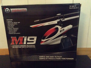 Gravity M19 Infrared controlled Helicopter Cambridge Kitchener Area image 2