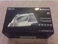 Hotpoint Compact Steam Generator Iron New Cheap