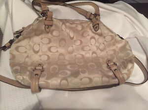 Authentic Coach Purse in great condition $75 OBO