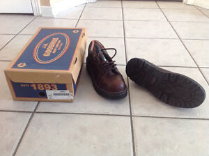 J.B Goodhue new steel toe men shoes