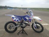 Rm125 Rm 125 (cr crf kx kxf ktm sx sxf exc rmz motocross yz yzf.)