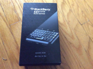 Blackberry Keyone, brand new, 64GB, never used but unwrapped.