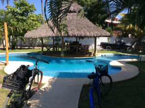 Mexico for Christmas: Poolside 2br/2bath rental $800